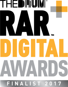 RAR Digital Award Finalists BoostOnline. Crawley Website Design